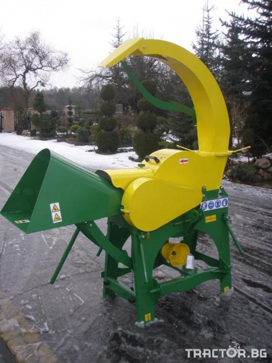 Машини за лозя / овошки Шредер-Дробилка на клони R-16 до 7 см. 2