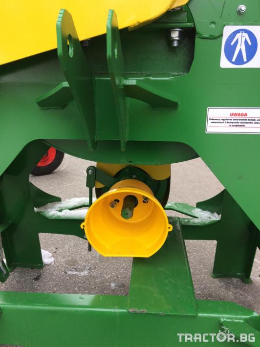 Машини за лозя / овошки Шредер-Дробилка на клони R-16 до 7 см. 5