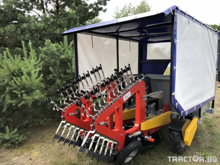 Сеялки Продаваме Разсадо-посадачни машини с полуавтоматичен захват 2