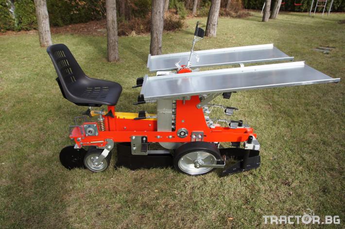 Сеялки Продаваме Разсадо-посадачни машини с полуавтоматичен захват 3