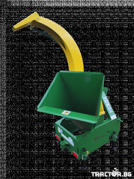 Машини за лозя / овошки Шредер-Дробилка на клони R-17 до 12 см. 4 - Трактор БГ
