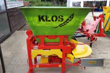 Торoразхвъляща машина с лентово подаване за леки и гранулирани торове Марка KLOS