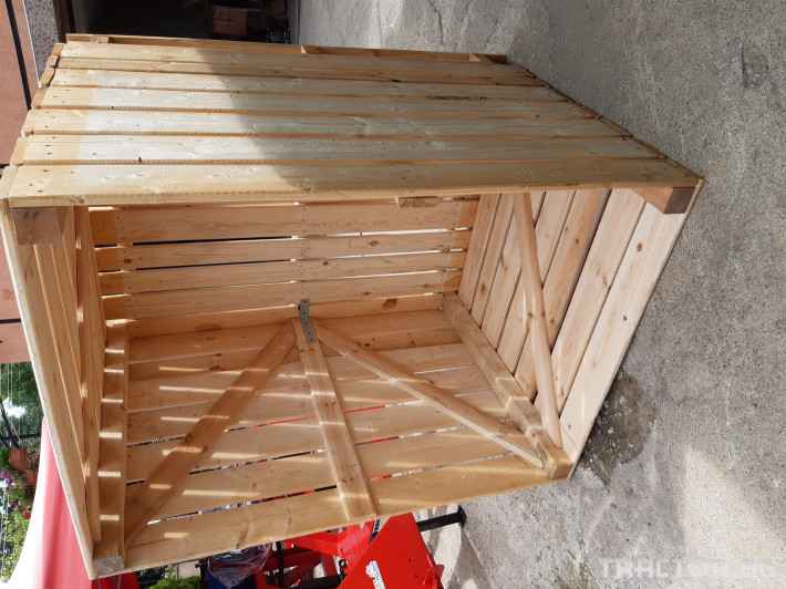 Други Продаваме висококачественни дървени бокс палети 3