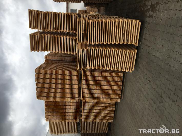 Други Продаваме висококачественни дървени бокс палети 6
