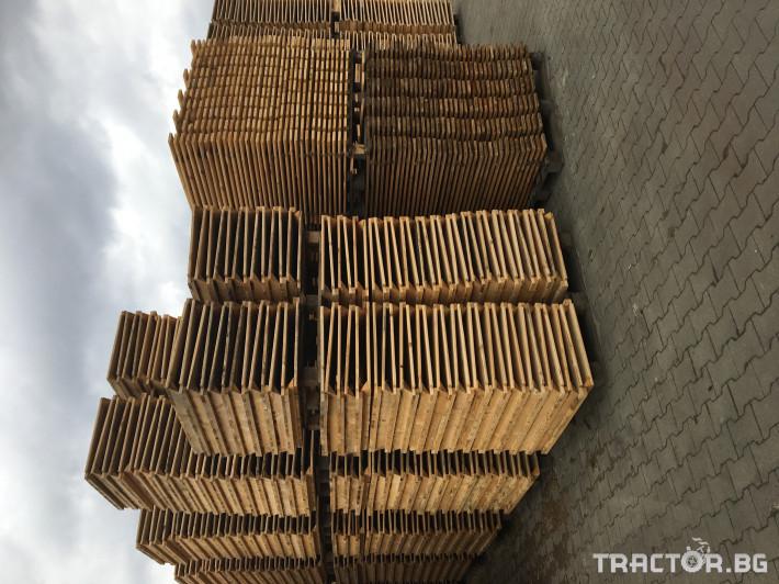 Други Продаваме висококачественни дървени бокс палети 8